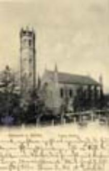 Skwierzyna / Schwerin a W.; Evang. Kirche