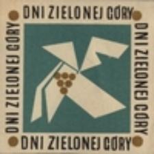 [Logo Dni Zielonej Góry 1965 r.]