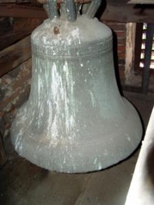 Osiecko (kościół filialny) - dzwon (datowanie - 1512 r.)