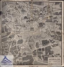 Zielona Góra [mapa] / Grünberg in Schlesien. Obst- und Rebenstadt des deutschen Ostens