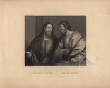 Christus und Matthäus = Christ and Matthew = [Chrystus i Mateusz]