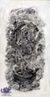 """[Bez tytułu] (ilustracje do wierszy Romualda Szury """"Sosnowe klawisze"""" [7])"""
