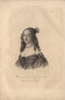 Marie Louise de Gonzague Reine de Pologne