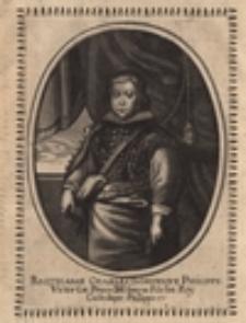 Balthasar Charles Dominique Philippe Victor Luc Prince de Spagne Fils bu Roy Catholique Philippe IV