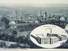 Zielona Góra / Grünberg; Obst- und Rebenstadt