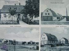 Zielona Góra / Grünberg; Städtlische Siedlungen; Osiedla miejskie