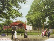 Zielona Góra / Grünberg; Halbenmeimühle; ul. Botaniczna