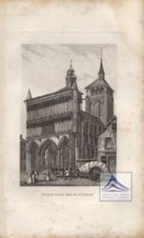Notre Dame Kirche zu Dijon