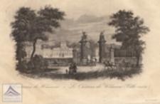 Environs de Warsovie - Le Chateau de Wilanow (Villa-nova)