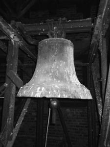 Stary Dwór (kościół parafialny) - dzwon (datowanie - 1635 r.)