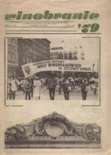 Winobranie '79: [jednodniówka]