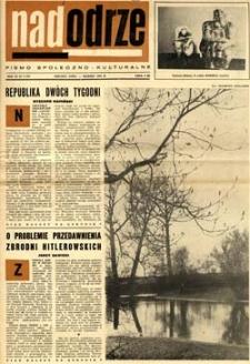 Nadodrze: pismo społeczno-kulturalne, marzec 1965