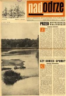 Nadodrze: dwutygodnik społeczno-kulturalny, 15-30 czerwca 1965