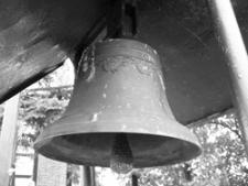 Krobielewo (kościół filialny) - dzwon (datowanie - XVIII / XIX w.)