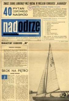Nadodrze: dwutygodnik społeczno-kulturalny, 1-15 lipca 1965