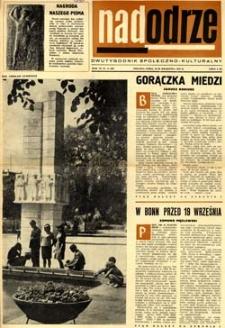 Nadodrze: dwutygodnik społeczno-kulturalny, 15-30 września 1965