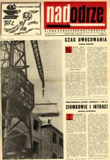 Nadodrze: pismo społeczno-kulturalne, maj 1963