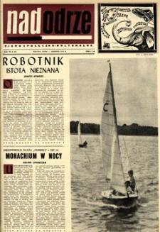 Nadodrze: pismo społeczno-kulturalne, sierpień 1963