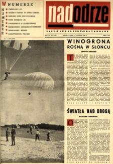 Nadodrze: pismo społeczno-kulturalne, listopad 1963
