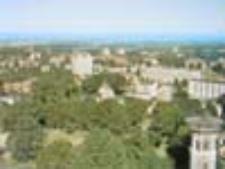 Zielona Góra; Panorama miasta