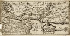 [TERRAE SANCTAE]: TABULA III exhibens TRIBUM ASER ET PARTES occidentales tribuum ZABULO, ISASCHAR et MANASSE intra jordfanem.