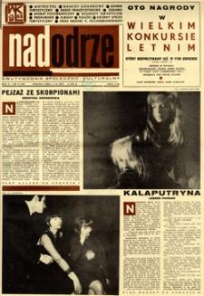 Nadodrze: dwutygodnik społeczno-kulturalny, 1-15 lipca 1966