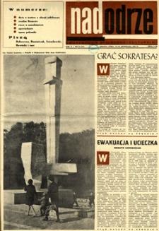 Nadodrze: dwutygodnik społeczno-kulturalny, 15-30 listopada 1966
