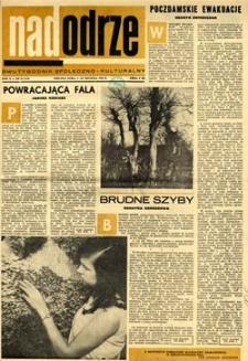 Nadodrze: dwutygodnik społeczno-kulturalny, 1-15 grudnia 1966
