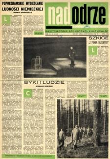 Nadodrze: dwutygodnik społeczno-kulturalny, 15-31 grudnia 1966