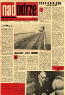 Nadodrze: dwutygodnik społeczno-kulturalny, 1-15 stycznia 1967