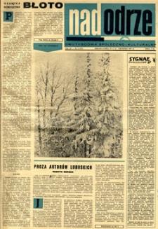 Nadodrze: dwutygodnik społeczno-kulturalny, 15-31 stycznia 1967