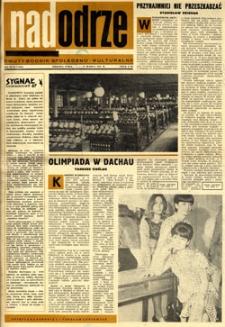 Nadodrze: dwutygodnik społeczno-kulturalny, 1-15 marca 1967