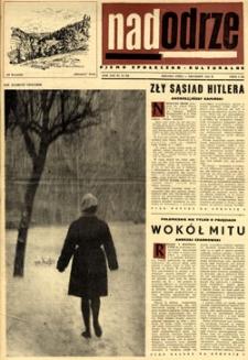 Nadodrze: pismo społeczno-kulturalne, grudzień 1964