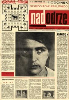 Nadodrze: dwutygodnik społeczno-kulturalny, 15-31 lipca 1967