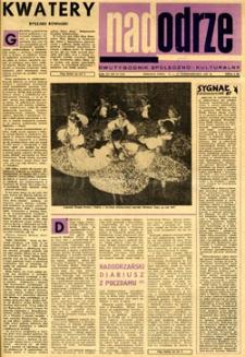 Nadodrze: dwutygodnik społeczno-kulturalny, 15-31 października 1967