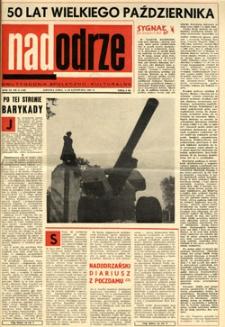 Nadodrze: dwutygodnik społeczno-kulturalny, 1-15 listopada 1967