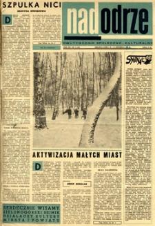 Nadodrze: dwutygodnik społeczno-kulturalny, 15-31 stycznia 1968