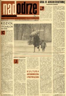 Nadodrze: dwutygodnik społeczno-kulturalny, 1-15 lutego 1968