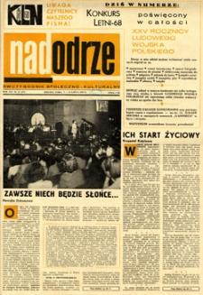 Nadodrze: dwutygodnik społeczno-kulturalny, 1-15 lipca 1968