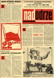 Nadodrze: dwutygodnik społeczno-kulturalny, 15-31 lipca 1968