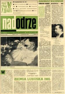 Nadodrze: dwutygodnik społeczno-kulturalny, 1-15 października 1968