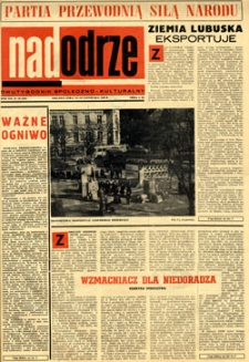Nadodrze: dwutygodnik społeczno-kulturalny, 15-30 listopada 1968