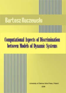 Computational aspects of discrimination between models of dynamic systems