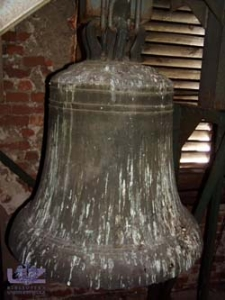 Ołobok (kościół parafialny) - dzwon (datowanie XIII/XIV w.)