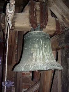 Kupienino (kościół filialny) - dzwon (datowanie: średniowiecze)