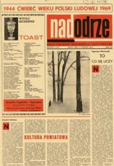 Nadodrze: dwutygodnik społeczno-kulturalny, nr 1 (4-17 stycznia 1969)