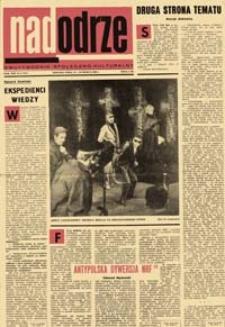 Nadodrze: dwutygodnik społeczno-kulturalny, nr 6 (15-28 marca 1969)