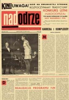 Nadodrze: dwutygodnik społeczno-kulturalny, nr 14 (5-18 lipca 1969)