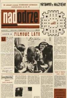 Nadodrze: dwutygodnik społeczno-kulturalny, nr 16 (2-15 sierpnia 1969)