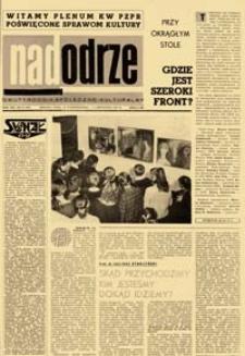 Nadodrze: dwutygodnik społeczno-kulturalny, nr 22 (25 października - 7 listopada 1969)